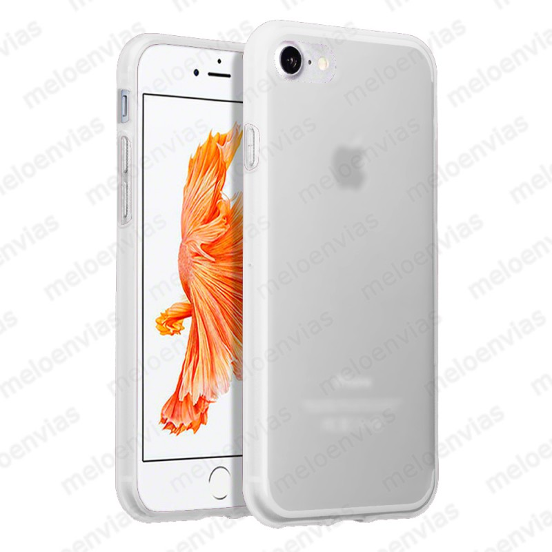 iphone 8 carcasa transparente