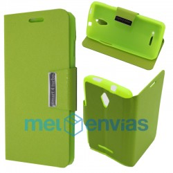 Smart 4 Turbo Flip cover soporte Verde
